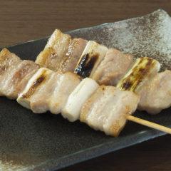 三元豚の豚精肉  (1本)150円