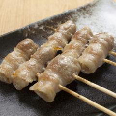 新生姜の豚巻き  (1本)150円