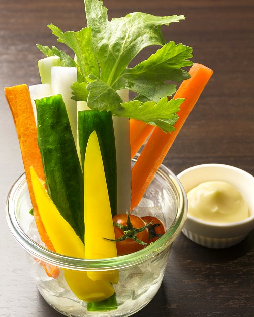ソース 野菜 スティック